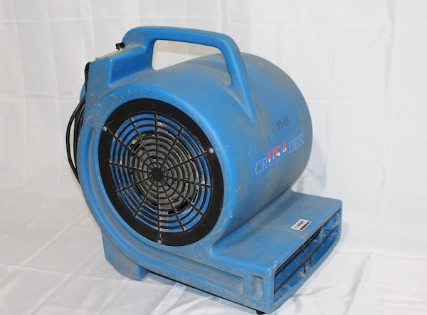 Turbo Floor Fan & Dryer