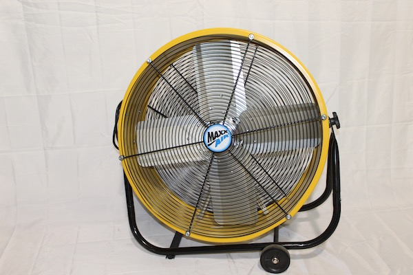 "36"" 1/2 HP Fan on Wheels"