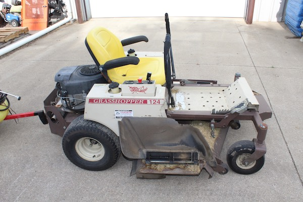 Grasshopper Riding Mower